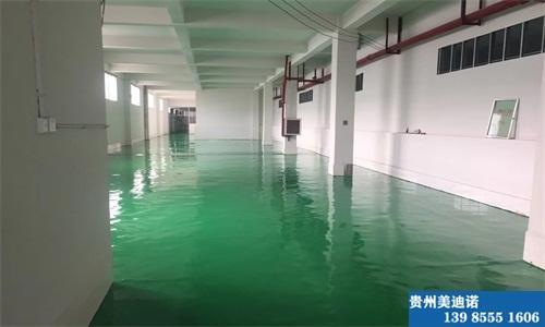 贵阳车库环氧砂浆地坪漆公司